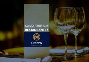 abrir um restaurante