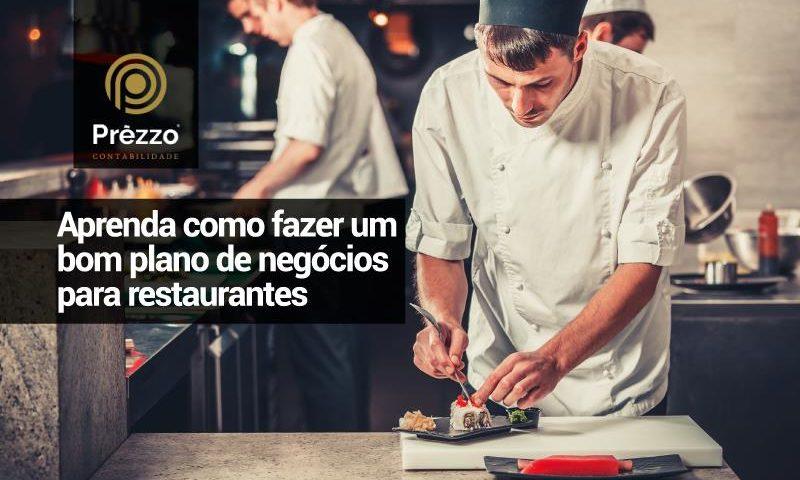 negócios para restaurantes