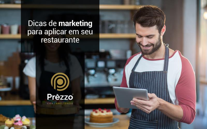 marketing para o seu restaurante