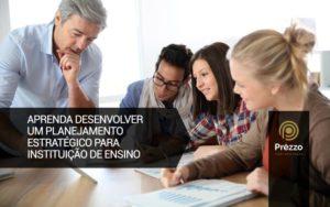planejamento estratégico para instituição de ensino